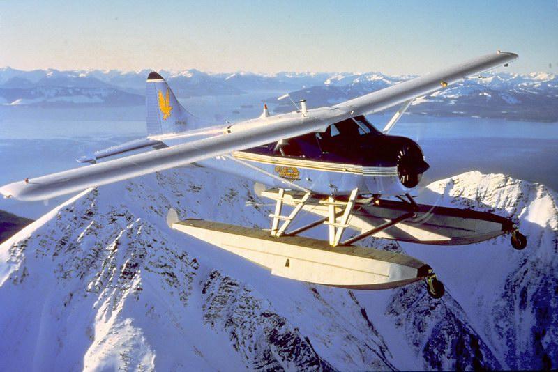 Wings_of_Alaska_Floatplane Cruising to an Alaska Aviation Adventure!