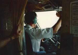 Virgin Islands Seaplane Shuttle, Hurricane Hugo, Sandy, cap'n Aux, airlines