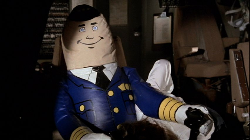 Image result for flying high emergency pilot