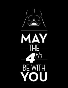 cap'n aux, blog, star wars, may the fourth, airline, aviation,