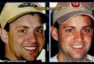 Let's Roll Todd Beamer 9/11 war on terror us troops support jihad bush obama twin towers ground zero new york