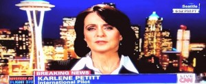 Karlene Petitt CNN 1