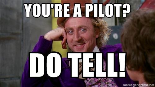 pilot do tell