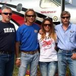 """Crew of """"Airplane Repo!"""""""