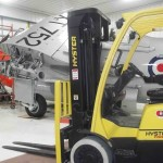 Hyster support making lifting easy