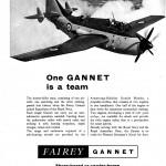 fairey gannet advert 1956[2]