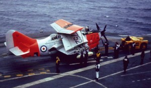 xt752 on board ark royal on her last visit in 1976. image taken and courtesy of david hobbs