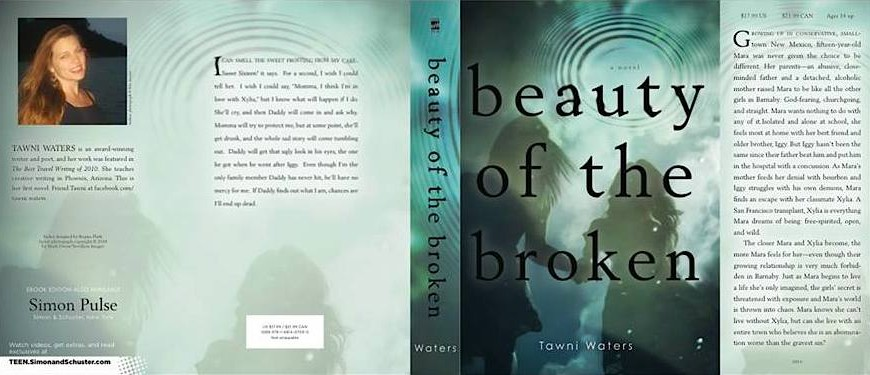Beauty of the Broken full jacket