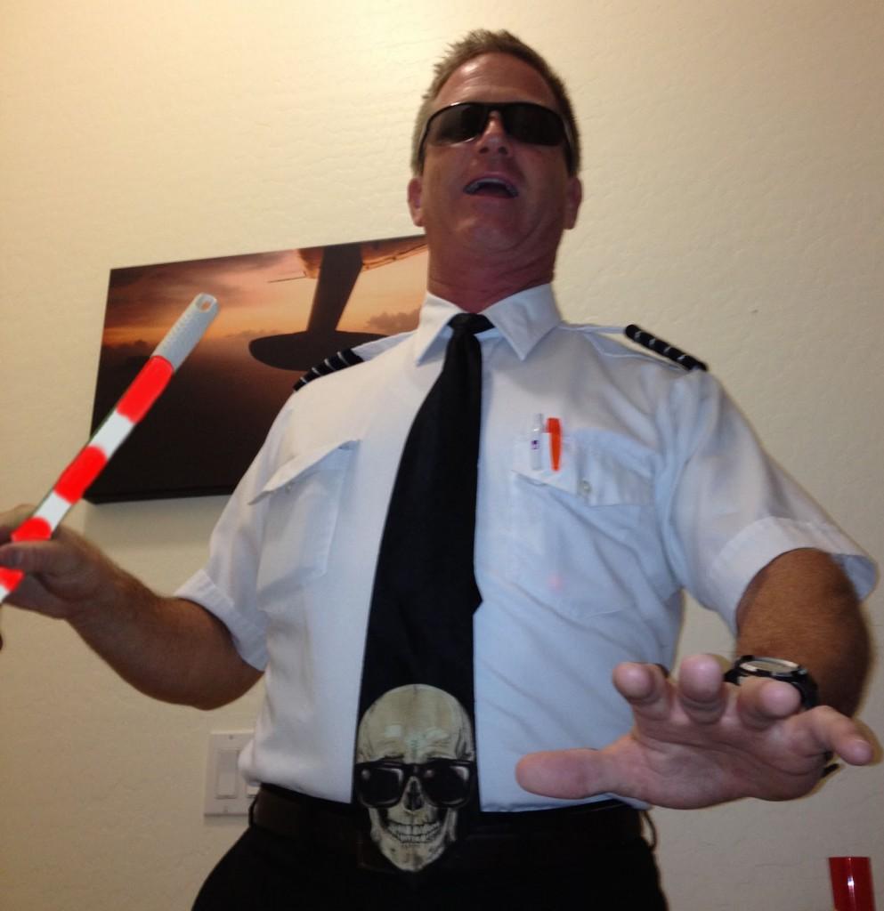 Halloween Blind PIlot