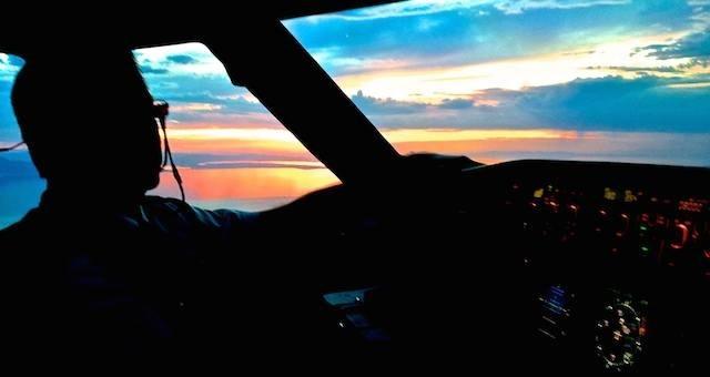 Me Avatar Cockpit Silhouette-eBook
