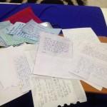 Shrey letters!
