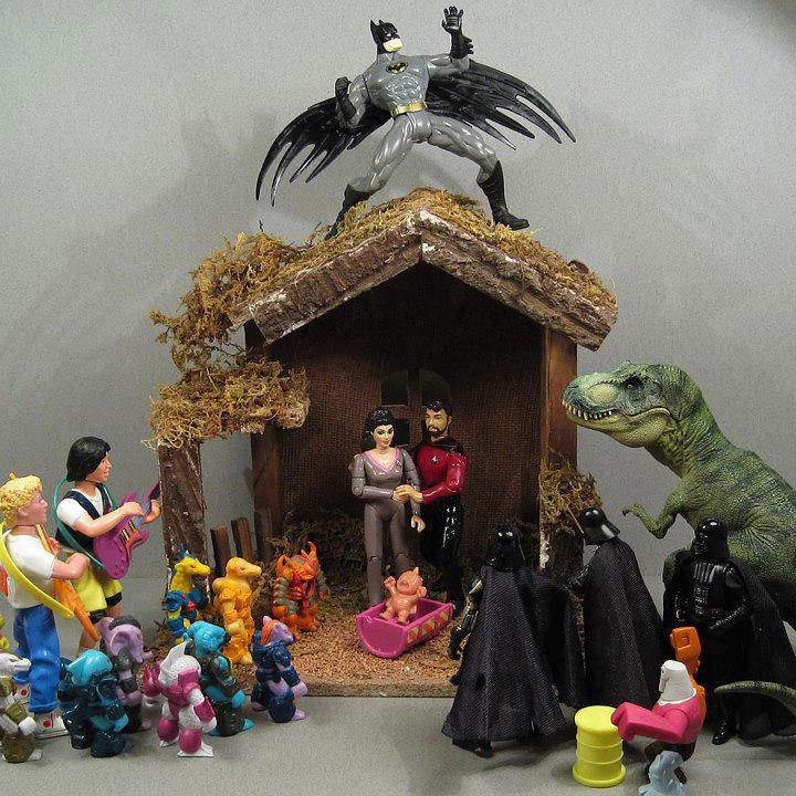 My kinda Nativity!