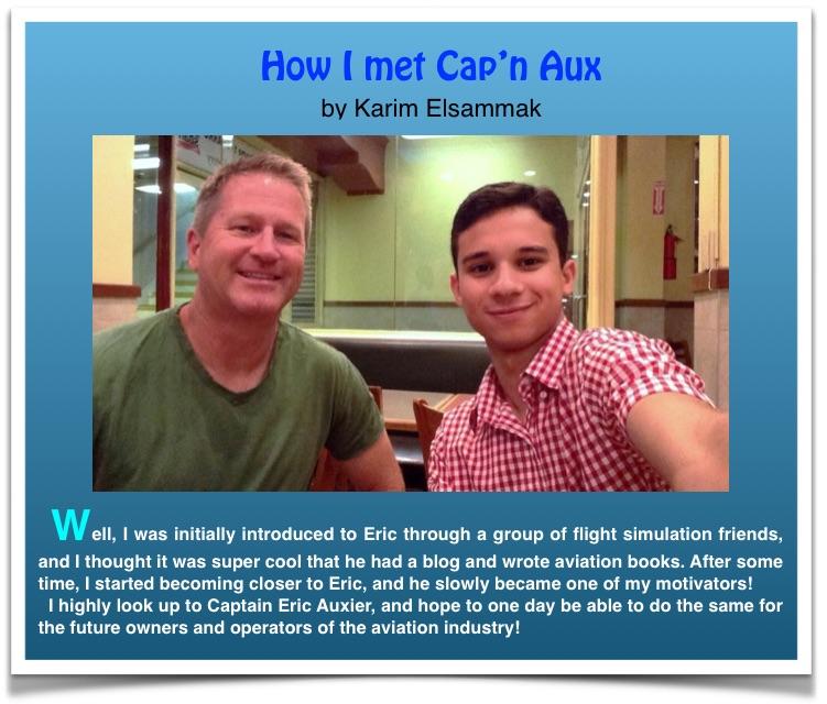 Karim How I Met Cap'n Aux