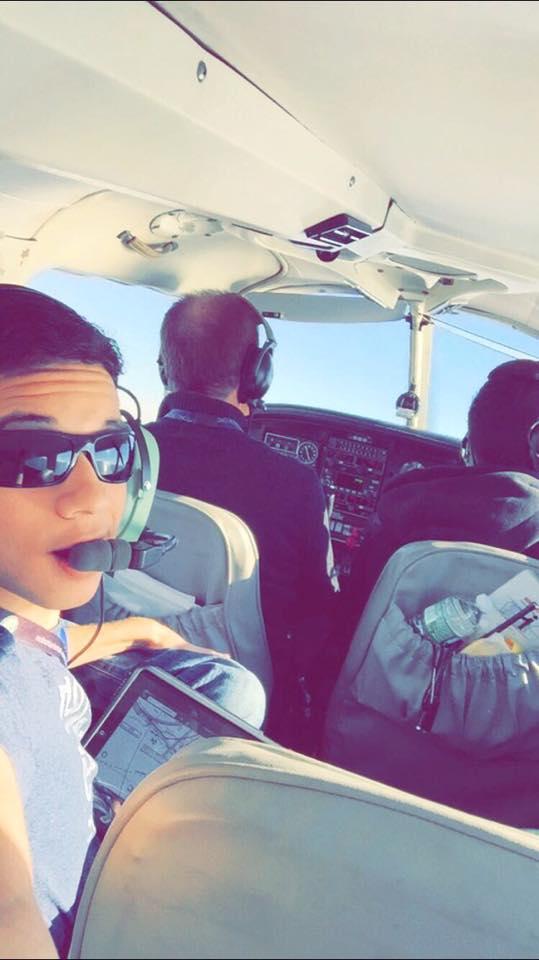 Karim backseat
