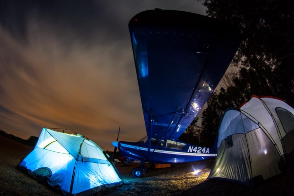 Swayne beach camp