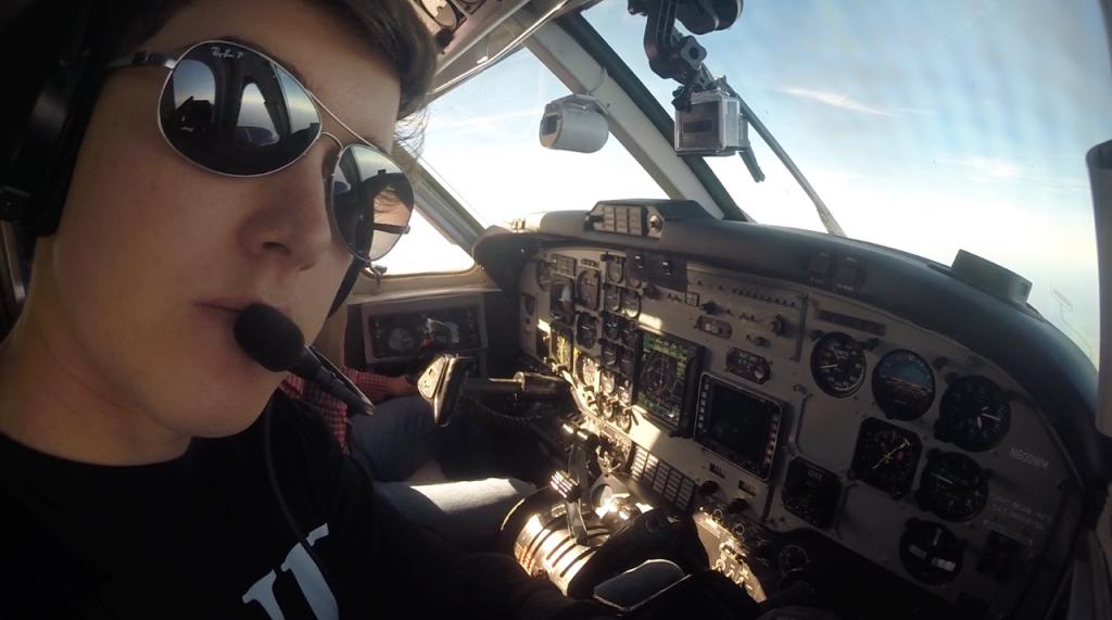Swayne cockpit at cam