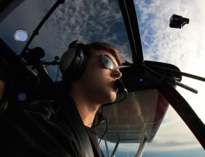 Swayne cockpit lkg up