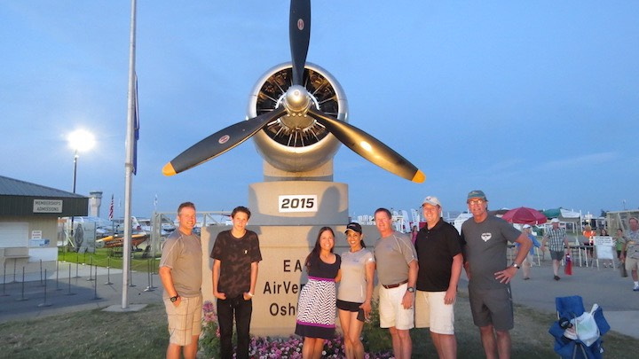 Team Aux Jessica Cox OshKosh All Time Best of Cap'n Aux!