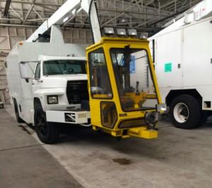 Jen Ice truck