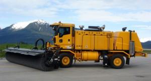 broom truck