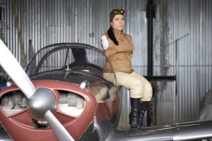 Jessica Cox; women in aviation