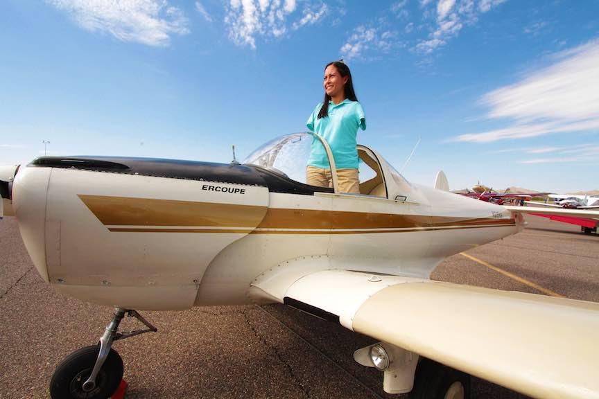 Women of Aviation Jessica Cox