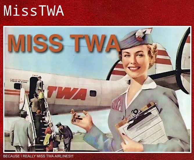Miss TWA SS