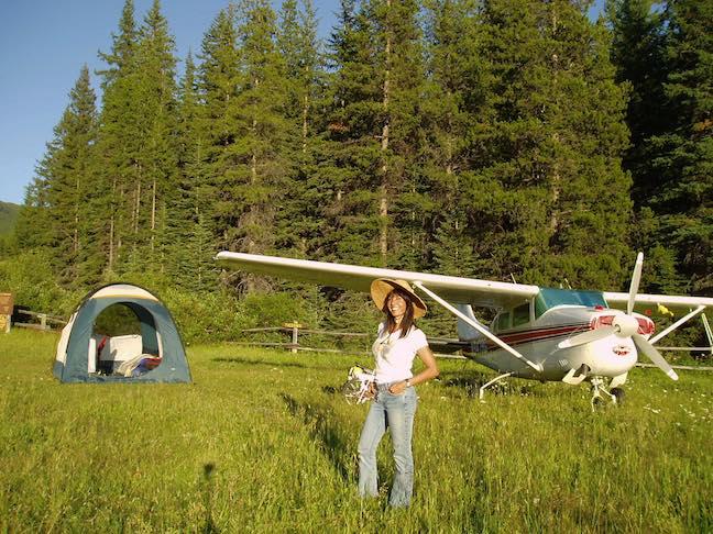 The SkyChick Ramona Cox Women of Aviation