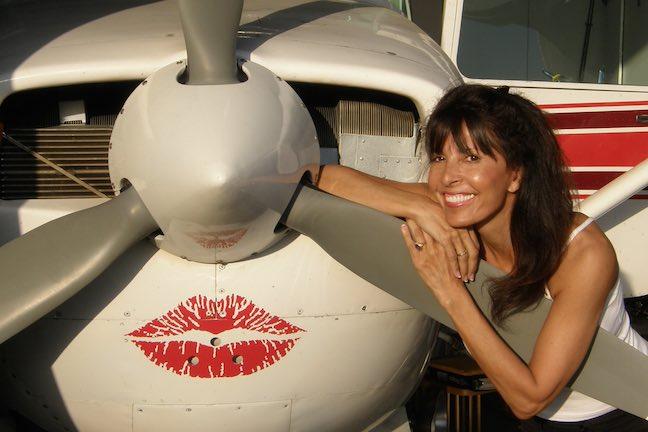 Ramona Cox Sky Chick-Women of Aviation