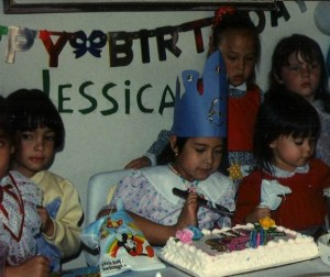Young Jessica Birthday