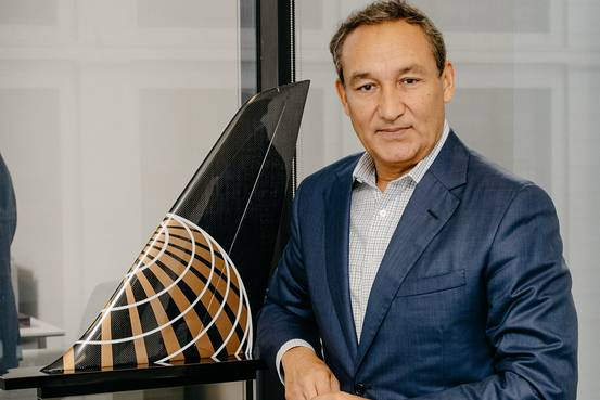 United Airlines CEO Oscar Muñoz