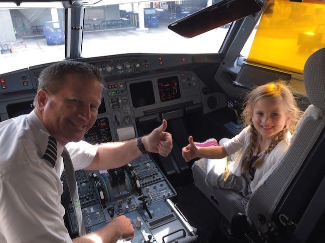 Lil girl cockpit 1
