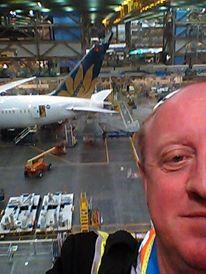 Mark Lawrence 787 Dreamliner