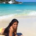 Mermaid washed ashore Cinnamon Bay, St. John, USVI!