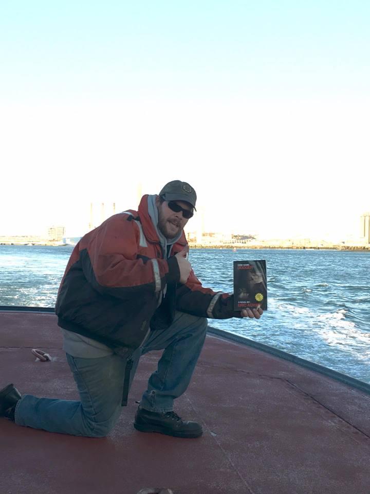 Ross McD CND Boat