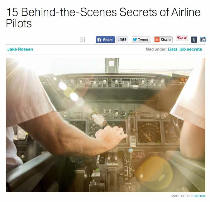 15 Secrets