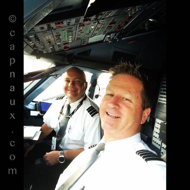 Aux Stack Cockpit
