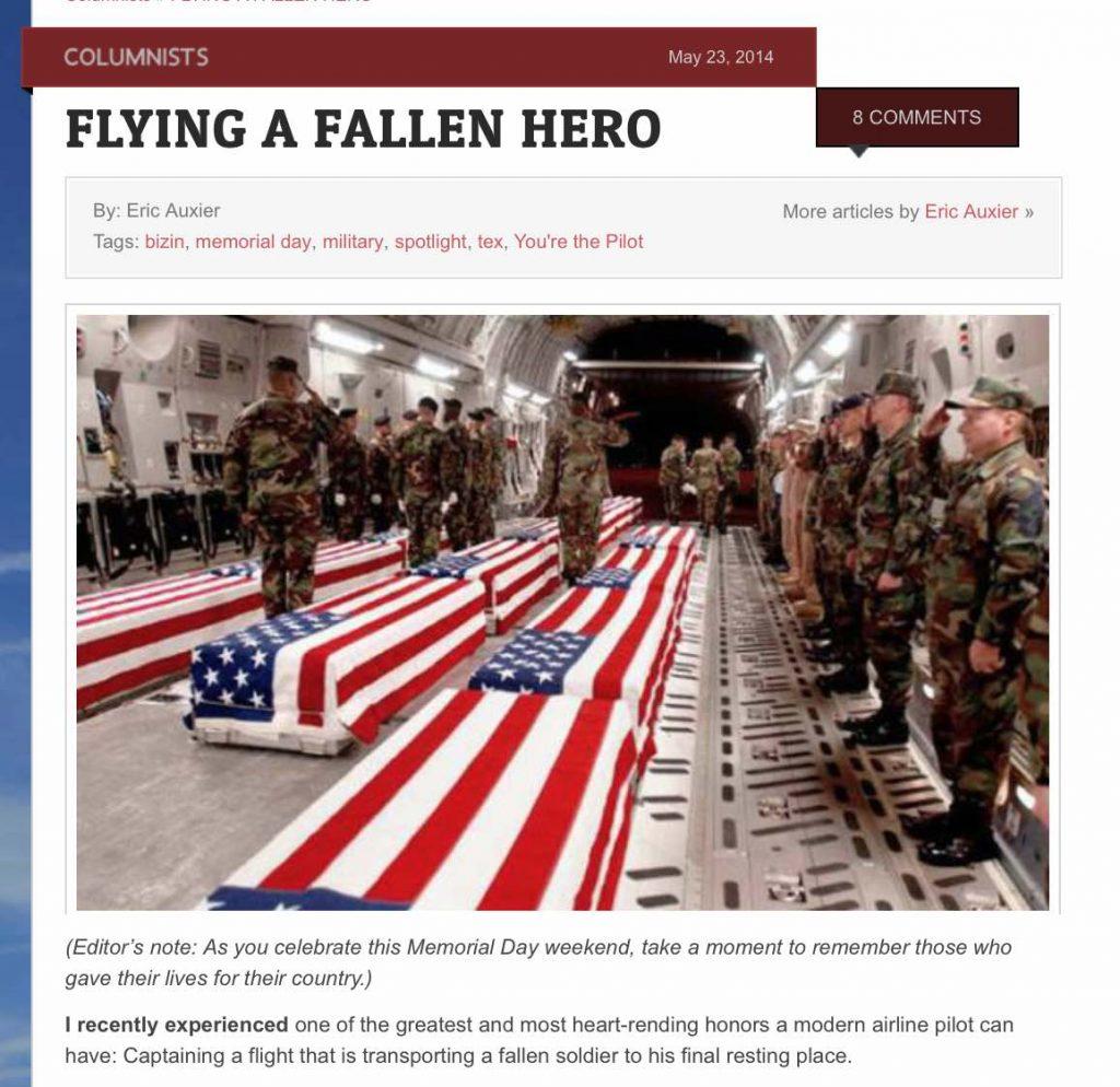 Fallen Hero SS NYC 2014