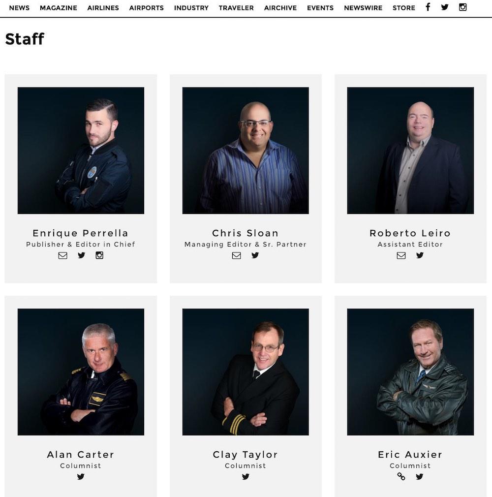 Airways Staff