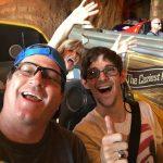 Photobomb courtesy Cap'n Dillon's mom!