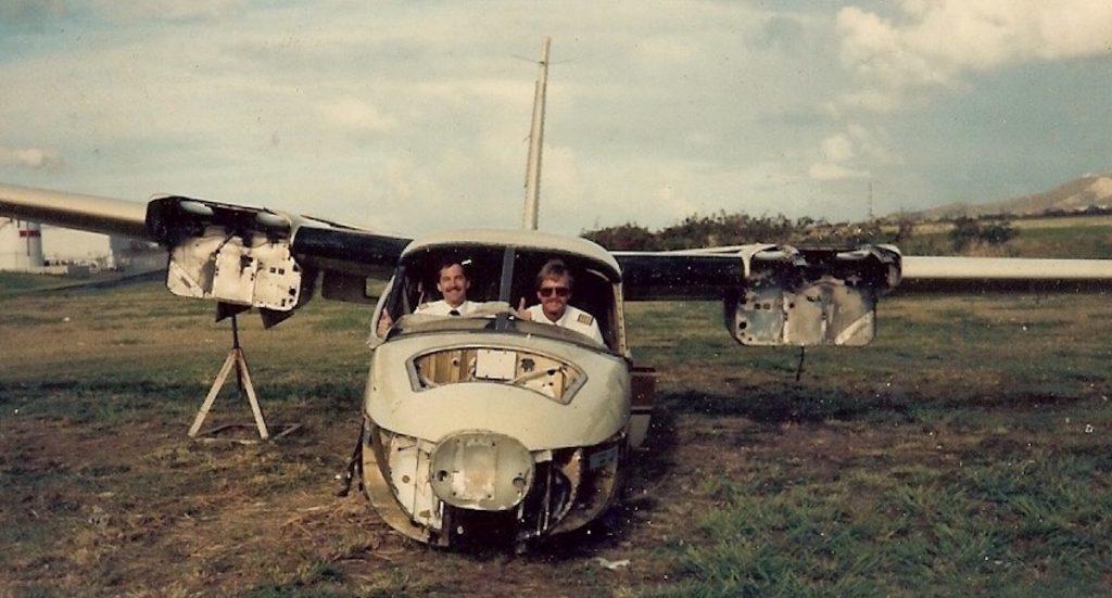 terry-eric-st-croix Spy Fly Aviation Novel