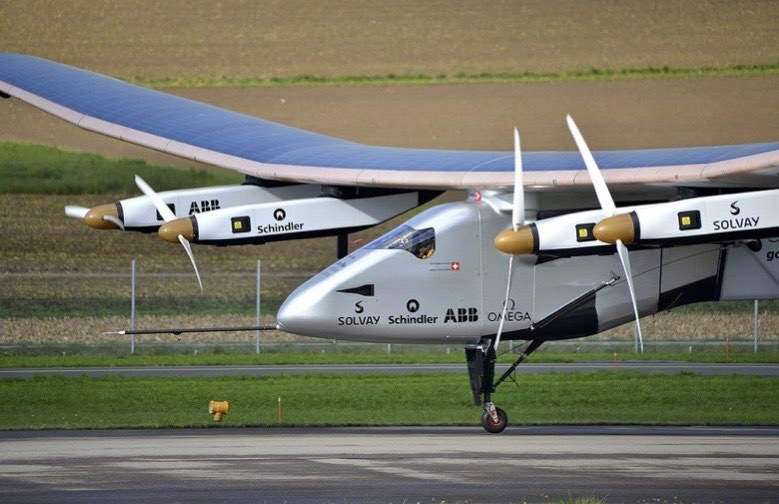 solar-impulse-2 Futuristic Concepts from the Aviation Industry