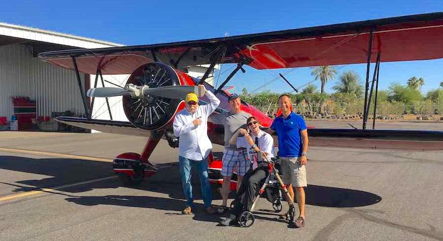aux-ed-dillon-raph-biplane Adventures of Cap'n Raph!