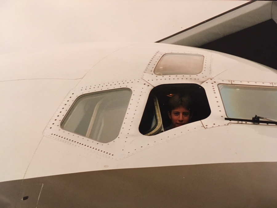 kid-rapt The Making of a European Airline Pilot