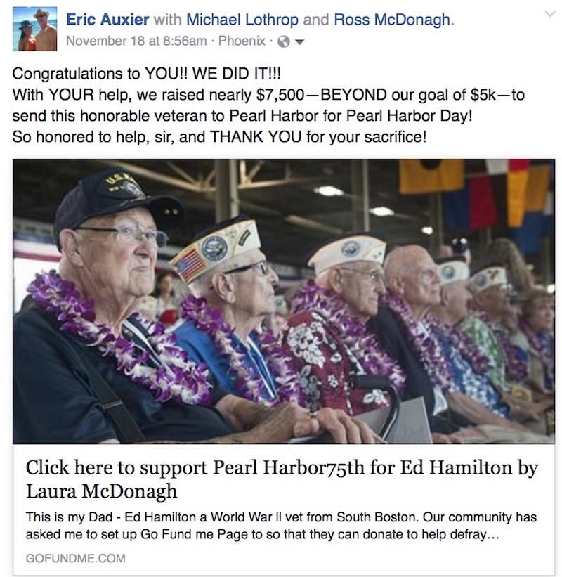 ed-hamilton-fund-raise December 7th, 2016: A Date Which Will Live in Memory