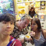 Street food HK style. Yum!