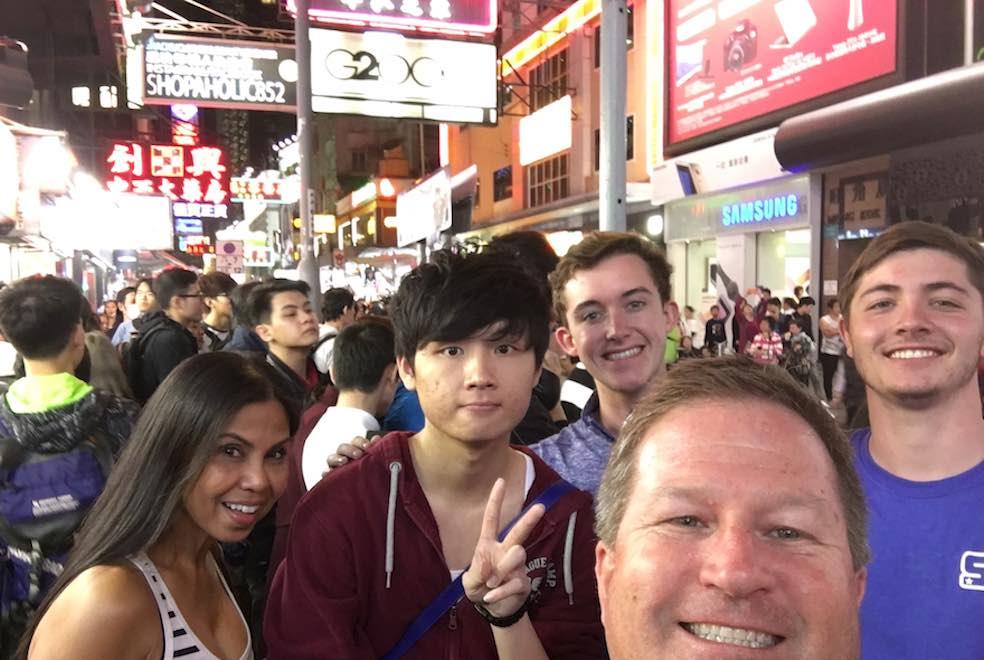 HK streets gang 1! Aerial Adventures Hong Kong Style!