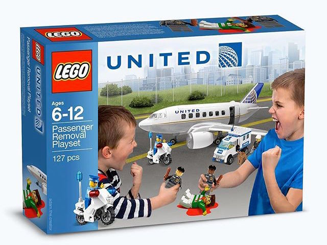 UA toy Blogs, Blog Buddies...and United's (Un)Friendly Skies?