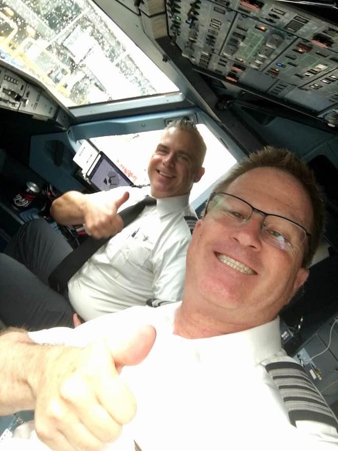 Aux Todd Cockpit WotR: A Bizarre Plethora of Aeronautical Piñatas!