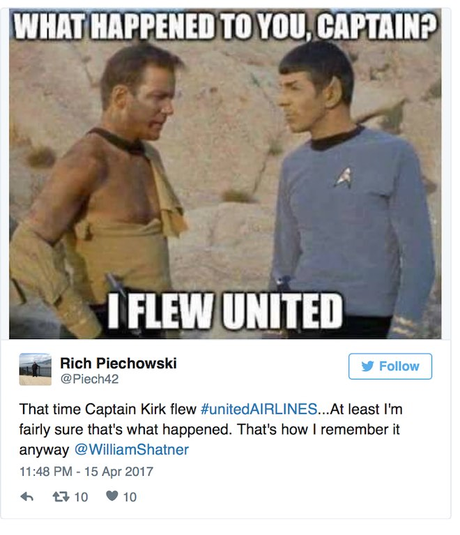 UA meme 1 Blogs, Blog Buddies...and United's (Un)Friendly Skies?